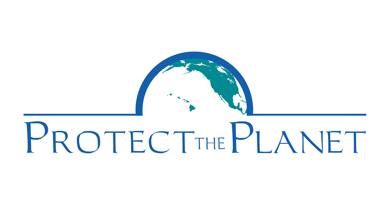 Protect the Planet Logo Design, Corporate ID