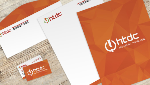 Corporate Identity Package Sample