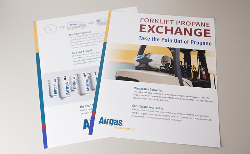 Airgas Promotion Marketing Campaign