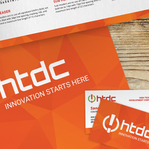 HTDC Branding and Marketing Campaign