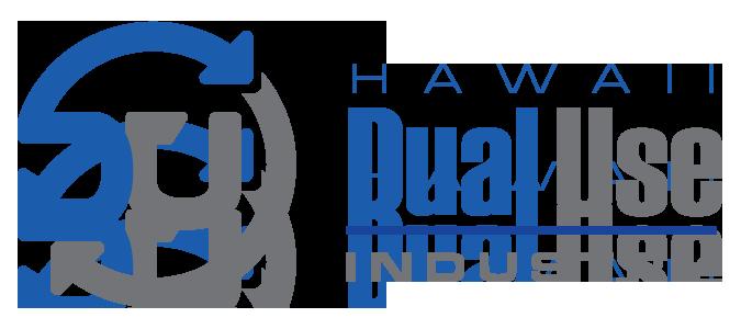 Hawaii Dual Use Logo Design