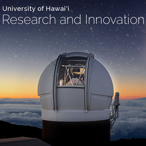 UH Research Web Design