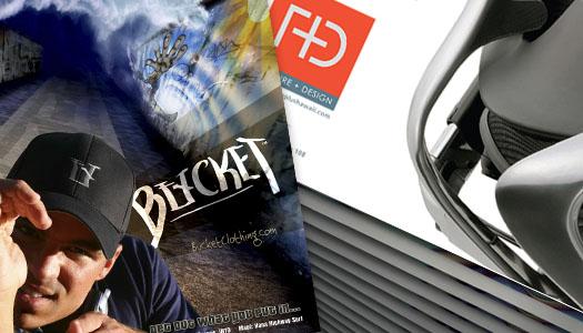 Print and Digital Advertising Sample