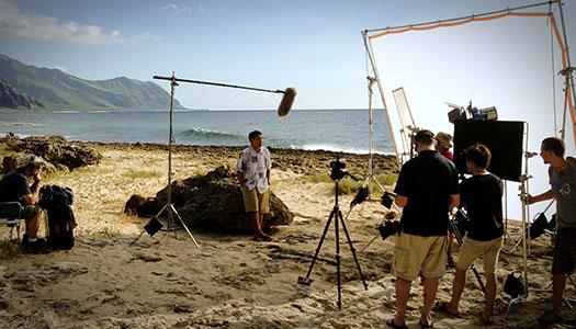 Video Production Set - HPMG/Kaiser Permanente
